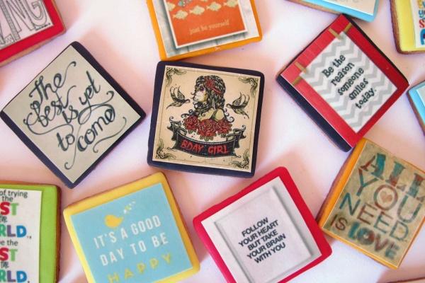 Cookies Gallery Tarte de Fleurs