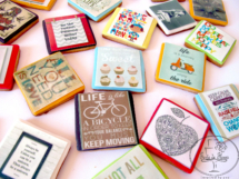 Edible prints cookies