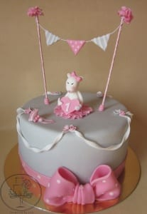 The Cute Mouse Cake
