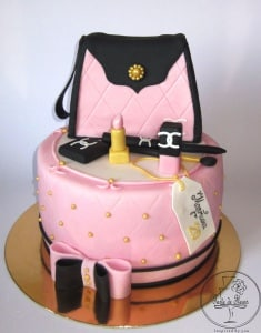 Terrific Girls Birthday Cake Ideas Tarte De Fleurs Bespoke Cake Design Personalised Birthday Cards Veneteletsinfo