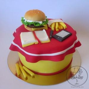 McDonald's Cake