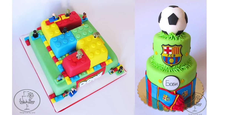 Awesome Boys Birthday Cakes
