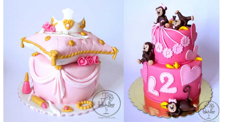 Superb Amazing Girls Birthday Cakes Tarte De Fleurs Bespoke Cake Design Funny Birthday Cards Online Fluifree Goldxyz
