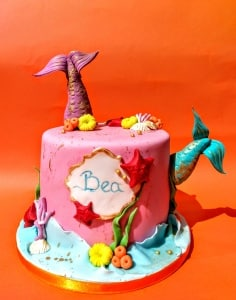 Hidden Mermaids Cake