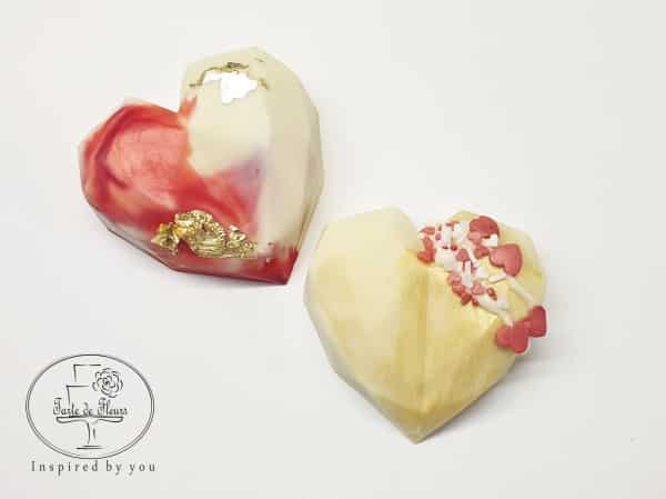 Cake Hearts